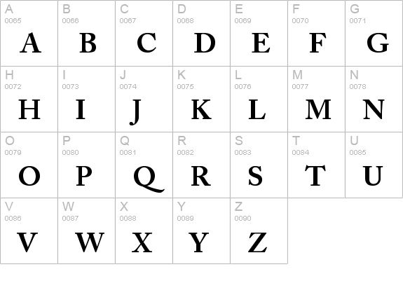 Adobe Caslon™ Pro - Desktop font « MyFonts