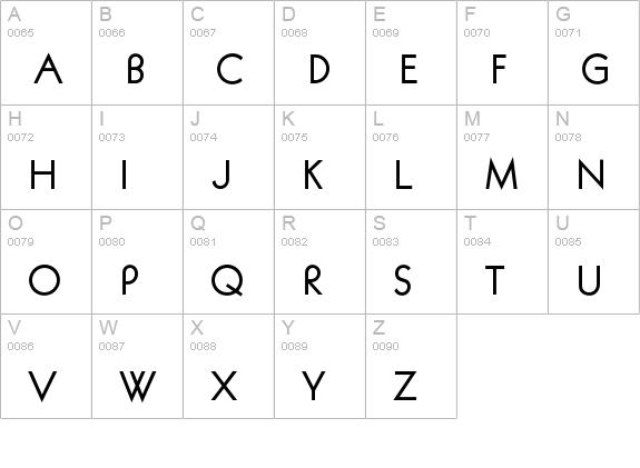 Avalon medium шрифт скачать